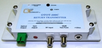 Model OTOT-300C Return Path Optical Transmitter